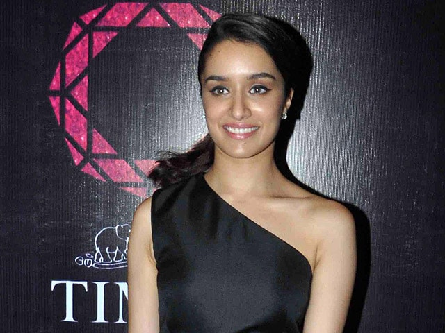 Shraddha Kapoor: Can't Wait to Start Shooting For Baaghi