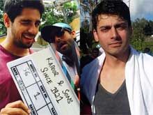 Fawad Khan: Sidharth and I Compete as Authors in <i>Kapoor & Sons</i>