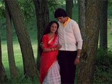 34 Years After <i>Silsila</i>, Amitabh Bachchan Shares Pics and Memories