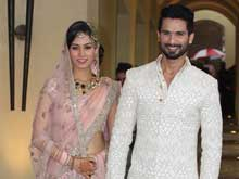 Exclusive: Shahid, Mira's Mumbai Reception Card Had 'Element of Suspense,' Says Ravish Kapoor