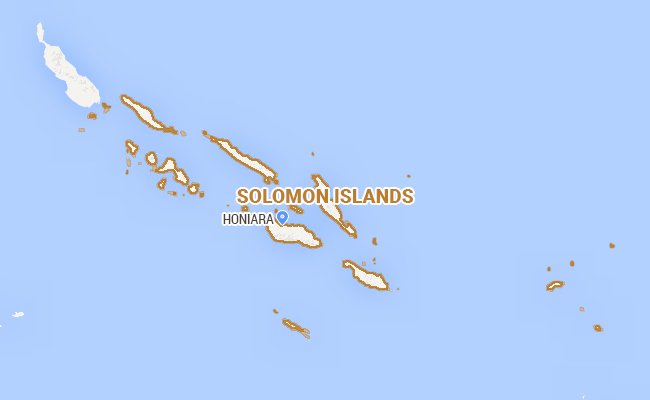 6.0-Magnitude Earthquake Hits Off Solomon Islands: USGS