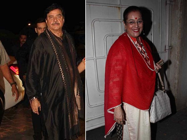Shatrughan Sinha: 35 Years Later, I am Priority #4 For Poonam