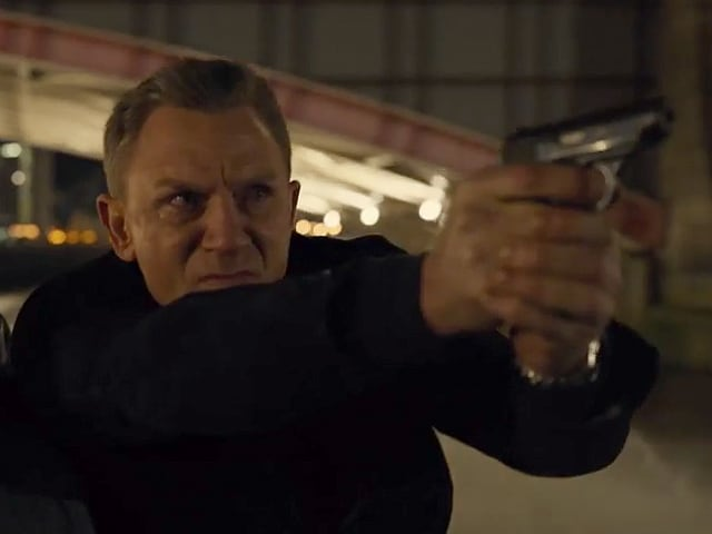 SPECTRE Trailer: A Disappearing 007 and Two New Bond Girls