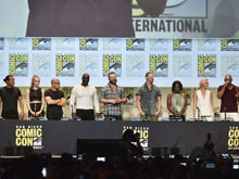 Surprise! <i>Suicide Squad</i> Shows up at Comic-Con