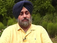 Sukhbir Singh To Welcome Justin Trudeau At Golden Temple: Shiromani Akali Dal