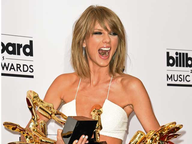 Taylor Swift Leads MTV Video Music Awards Nominations