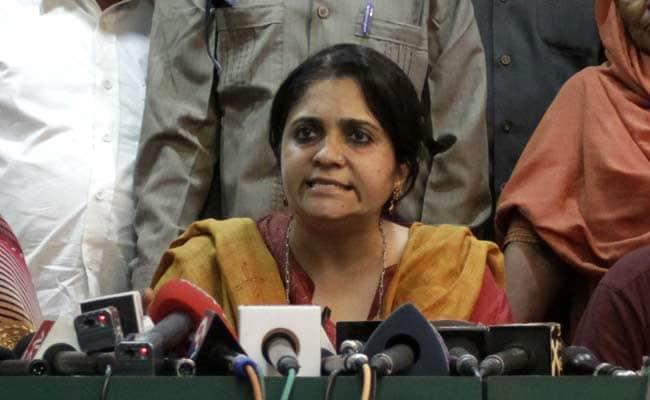 Peace Meetings or National Security Threat? CBI's Contradictory FIR Against Teesta Setalvad