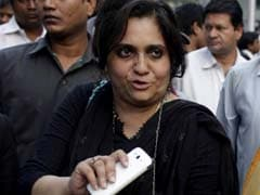 Teesta Setalvad Embezzled Funds for Wine, Hairdressers: Gujarat Cops