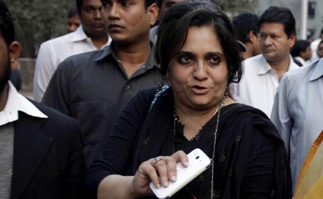 CBI Raids Activist Teesta Setalvad's Residence, Office in Mumbai
