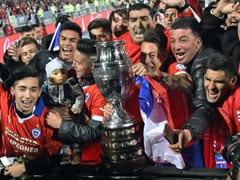 कोपा अमेरिका कप पर चिली का कब्जा, अर्जेंटीना को 4-1 से हराया