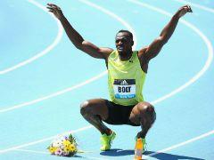 रियो ओलिंपिक से पहले लंदन में दौड़ेंगे यूसेन बोल्ट