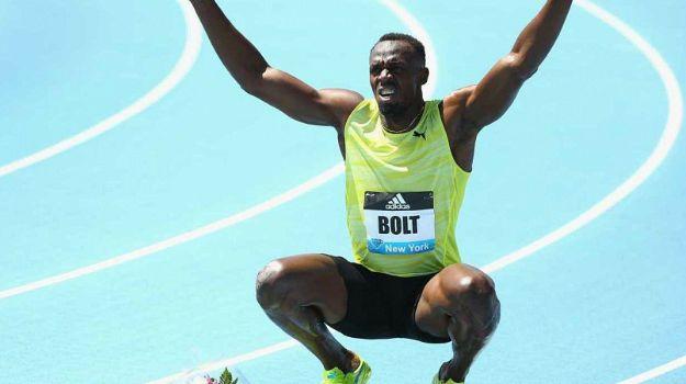 Usain Bolt Sacrifices Fast Food to Prolong Career