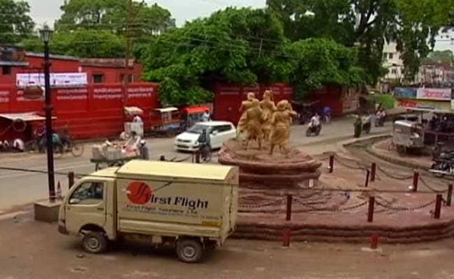 Meet PM Modi's Back-up in Varanasi - Lawmaker CR Patil