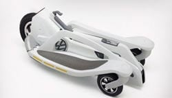 Volkswagen Tries Its Hand at Making a Three-Wheeler