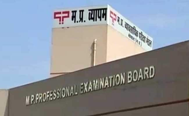 Vyapam-Linked Deaths Controversy Result Of Police Goof Up