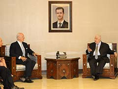 Iran Deal Won't Affect Backing for Damascus: Syria Foreign Minister