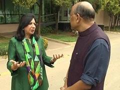 'Walk The Talk', With Kiran Mazumdar Shaw: Full Transcript