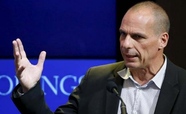 Yanis Varoufakis: I'd Rather Cut Off My Arm Than Accept Bad Deal