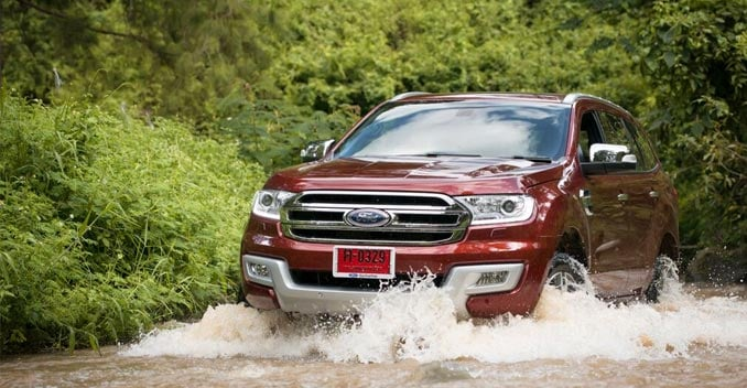 First Drive: 2015 Ford Endeavour