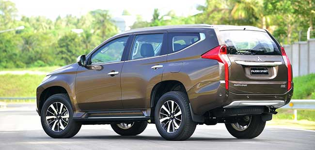 2016 Mitsubishi Pajero Sport Revealed; Launching in India ...