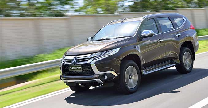 mitsubishi pajero sport 2016 price  2016 Mitsubishi Pajero Sport Revealed; Launching in India This ...