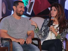 Twinkle Khanna, Aamir Khan: 15 Years After <I>Mela</i>, They Are Finally a Hit