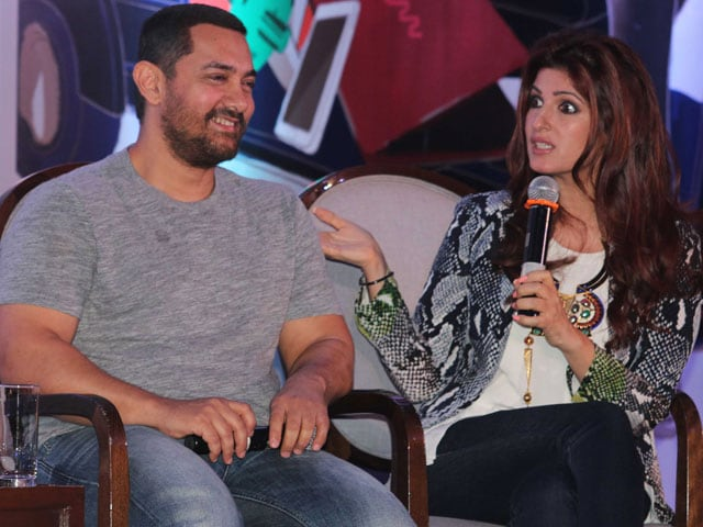 Twinkle Khanna, Aamir Khan: 15 Years After Mela, They Are Finally a Hit