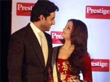 Abhishek Bachchan: Happy to See Aishwarya Step Out of Comfort Zone