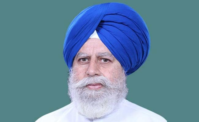 Union Minister SS Ahluwalia Admitted To AIIMS