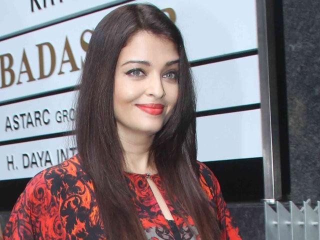 Aishwarya Rai Bachchan Agreed to Sarabjit Role in 'Just 15 Minutes'
