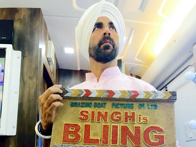 Akshay Kumar to Add Bliing to Brothers