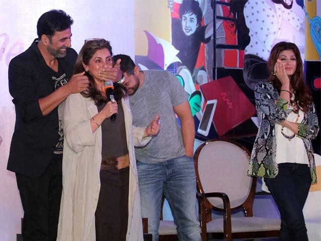 10 Secrets Twinkle, Aamir, Akshay, KJo Revealed About Each Other