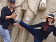 Akshay Wanted Twinkle to Tone Down the Humour After This Incident