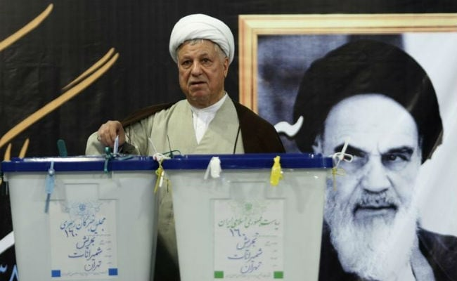 Son of Former Iran President Ali Akbar Hashemi Rafsanjani Submits to Jail Term
