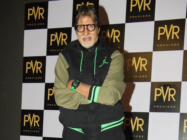 Amitabh Bachchan's Fans Urge Him to Not Promote Mulayam Biopic