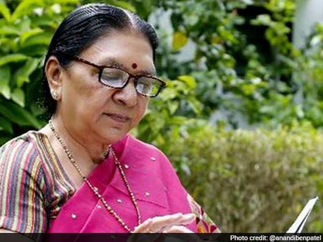 Attempts Made to Introduce Maoism in Gujarat: Chief Minister Anandiben