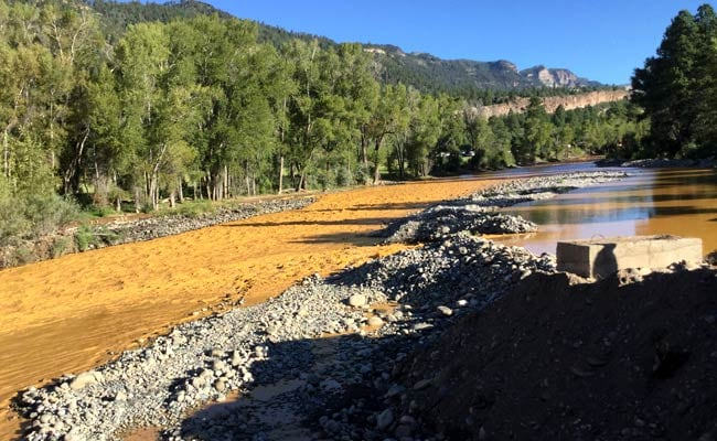 Toxic Spill From Colorado Mine Creeps Through US Southwest