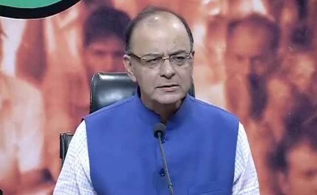 Government Rejects Congress' Conditions for Supporting GST