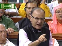Question of Sushma Swaraj's Resignation Doesn't Arise: Arun Jaitley in Parliament