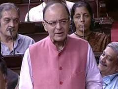 With Stinging Attack on Congress, Arun Jaitley Moves GST Bill in Rajya Sabha: 10 Updates