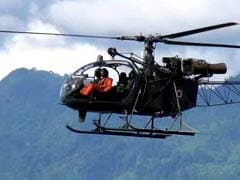 Video of Rescue Mission for Missing Arunchal Helicopter