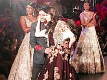 The Return of Aishwarya Rai Bachchan: Actress Makes Catwalk Comeback