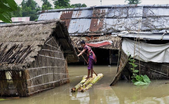 Assam Flood Toll Rises to 13, Chief Minister Gogoi Undertakes Aerial Visit