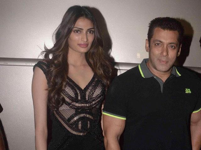 Salman Khan Gave Athiya Shetty Guidelines to Succeed