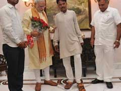 For PM Narendra Modi, He Walked Barefoot For 2 Years. Here's Why