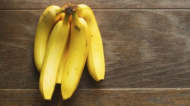 Banana - Potassium Rich Foods