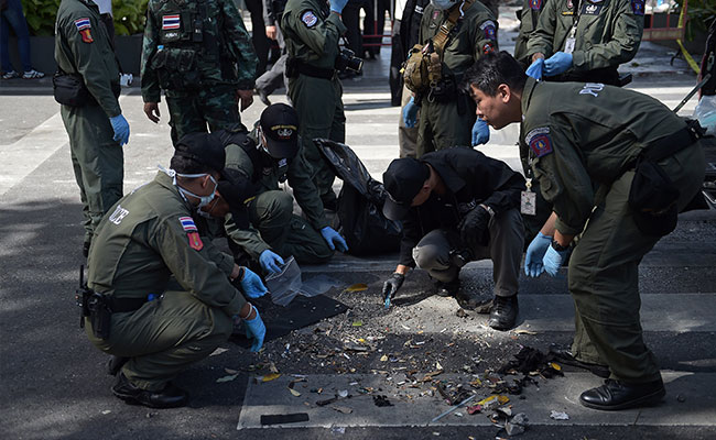 Thai Police Issue 2 New Arrest Warrants After Raid Finds Bomb-Making Materials