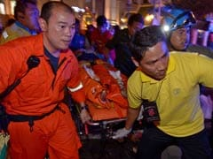 Thai Police Say Suspect in Bangkok Bombing Arrested