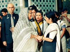Bangladesh Prime Minister in Delhi to Attend President Mukherjee's Wife's Funeral