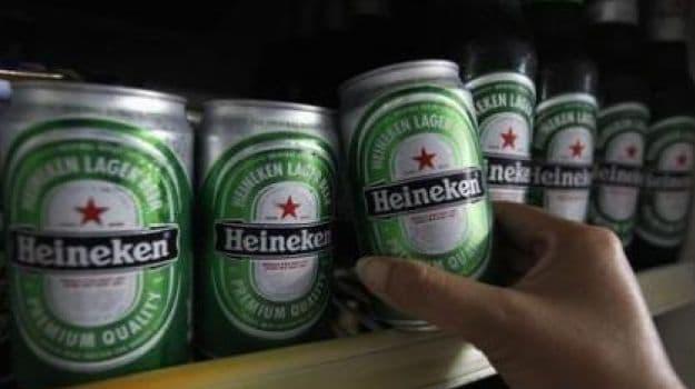 Heineken Eyes Control of Kingfisher Beer Maker